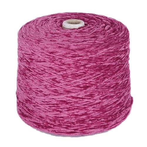 Chenille Dyed Yarn