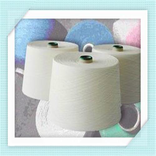 Virgin Cotton Carded Waxed Yarn