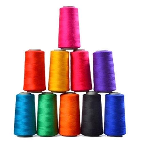 Dyed Acrylic Spun Yarn