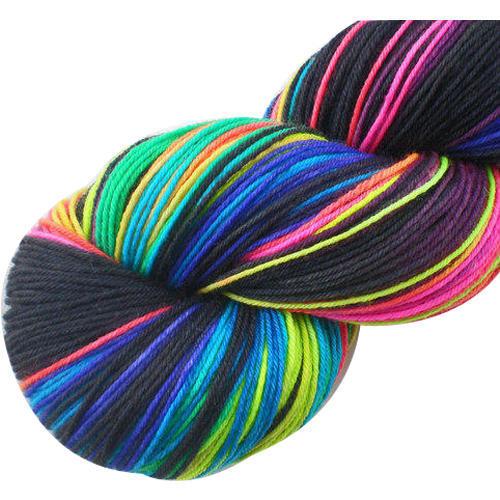 Wool Blends Dyed Yarn