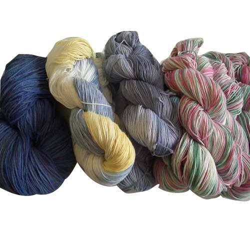 Acrylic Lurex Blend Yarn
