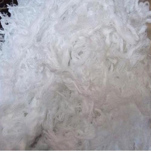 Polyester Downgrade Yarn Waste