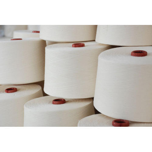 Raw Cotton Yarn