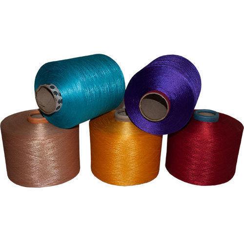 Dyed Full Drawn Yarn