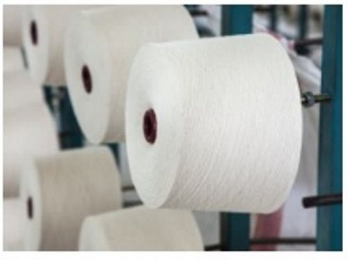 Cotton Carded Woven Conventional Yarn