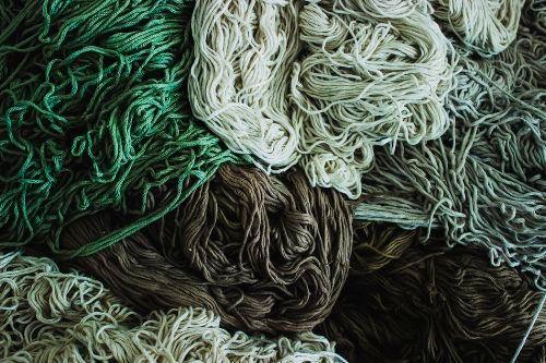 Spinning Yarn Waste