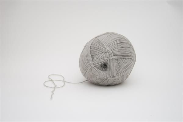 Raw White Open End Yarn