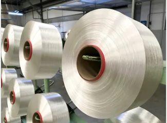 Polyester Melange Blend Yarn