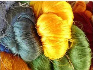 Tussar Silk Yarn