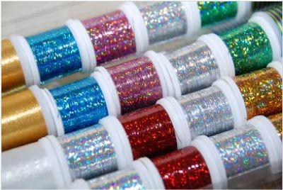 Metallic Zari Yarn