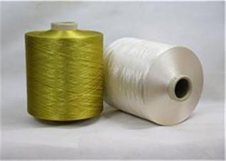 Yarn Dyed Drawn Textured Yarn