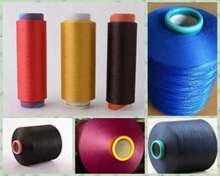 Polyester DTY Color Yarn