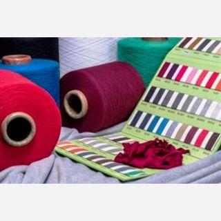 Cotton Rich Pre Dyed Yarn