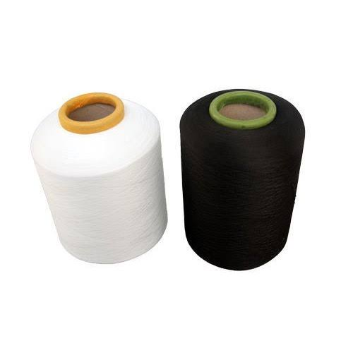 Highly Oriented Nylon 6 Black Yarn