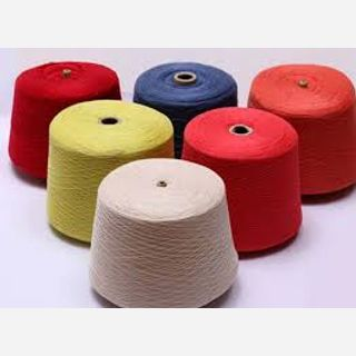 AA Polyesters Cotton Blended Yarn