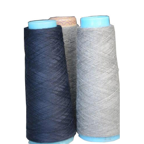 Viscose / Woolen Blended Spun Yarn