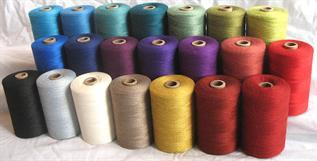 Bamboo Spun Yarn