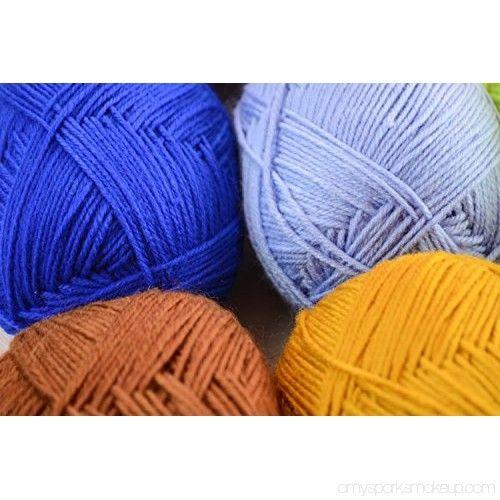 Acrylic Crochet Knitting Yarn