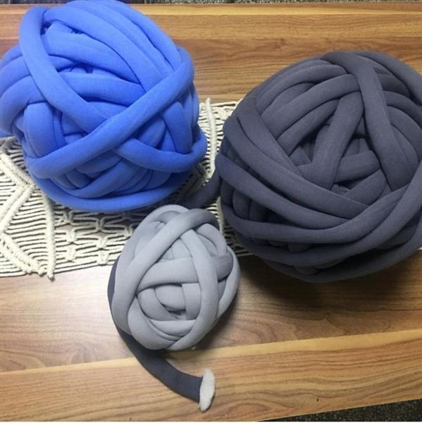 Cotton Spandex Tube Yarn