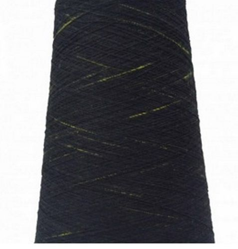 Polyester Blended Injected Yarn