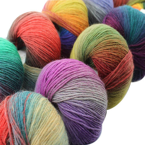 Worsted Merino Woolen Yarn