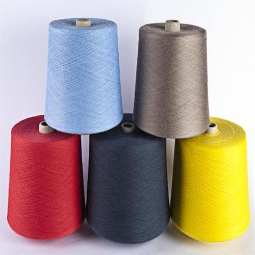Cotton Spandex Blend Yarn