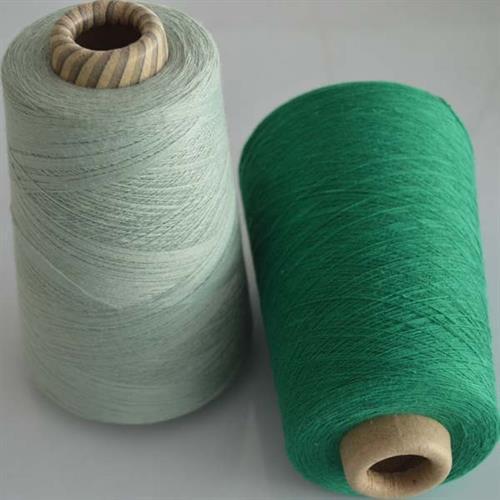 Polyester / Cotton Blended Knitting Yarn
