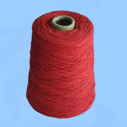 Cotton Mercerized Carded Yarn