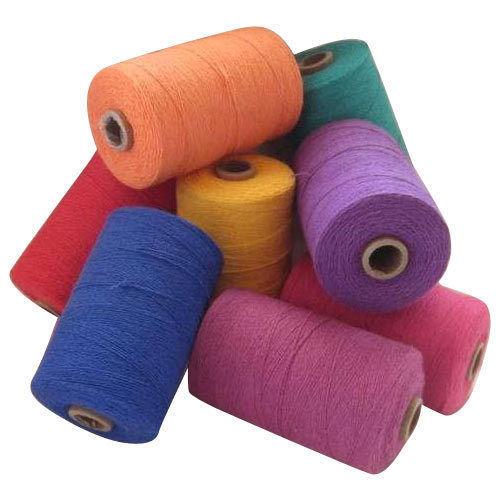 Spun Acrylic Yarn