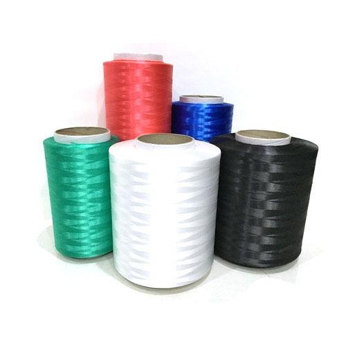 Polyester Intermingled Flat Multifilament Yarn