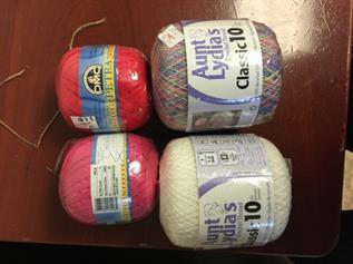 Cotton Crochet Yarn