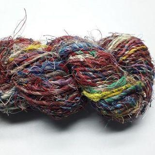 Linen Yarn Waste