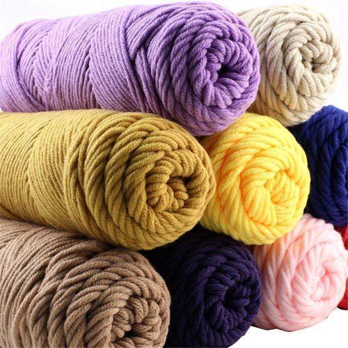 Polyester Wool Blend Yarn