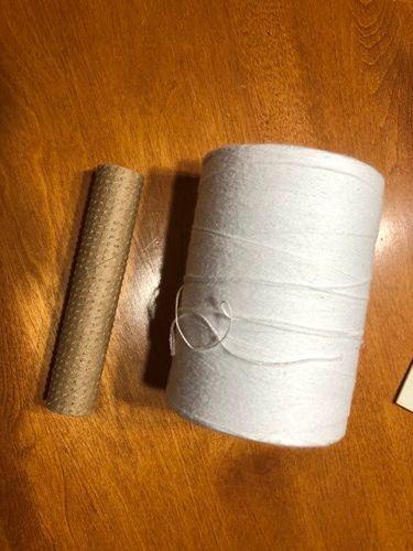 Cotton Linen Blend Yarn