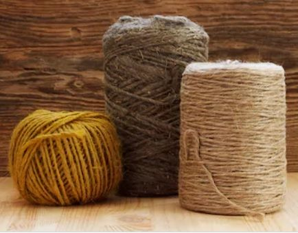 Raw Jute Yarn