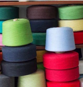 Polyester Spandex Blend Yarn