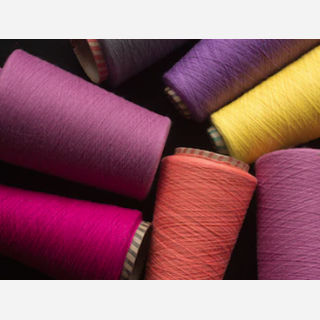 Cotton Combed Compact Dyed Yarn