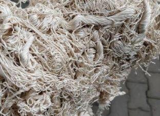 Cotton Viscose Blend Yarn Waste