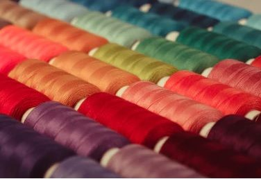 Cotton Metallic Blend Yarn