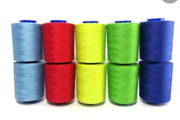 Rayon Dyed Yarn