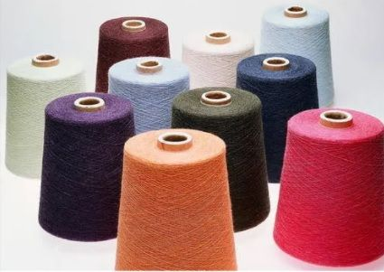 Polyester Elastane Blend Yarn