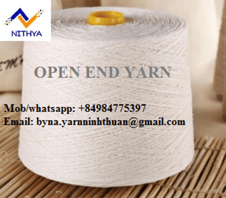 Cotton OE Yarn