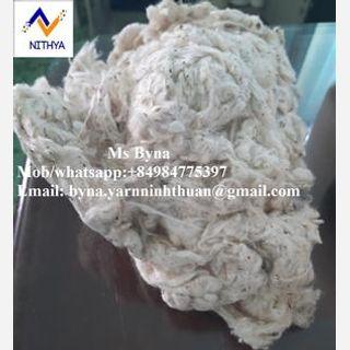 Raw Yarn Waste