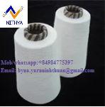 Polyester White Yarn