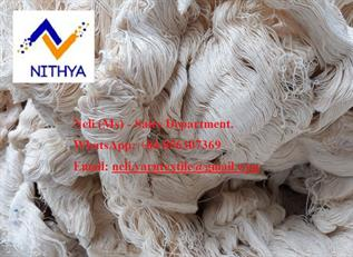 Natural Yarn Waste