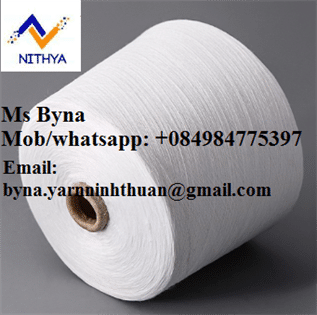 CVC Combed Cotton Yarn
