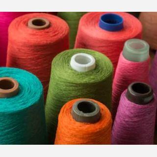 Glazed Cotton Yarn