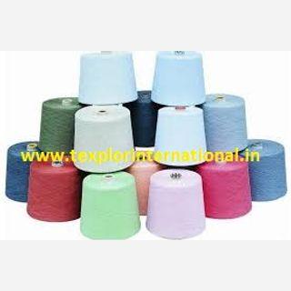 Polyester Spun Dyed Yarn