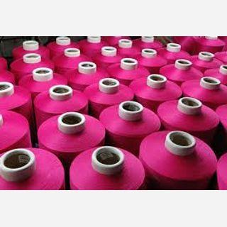 Polyester Dyed Yarn
