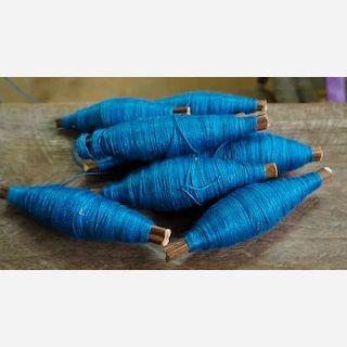 Cotton Indigo Blue Yarn